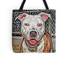 Portrait of Genkin Tote Bag