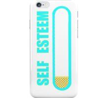Low Self Esteem iPhone Case/Skin