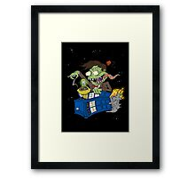 Doctor Fink Framed Print
