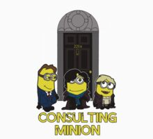 The Worlds only Consulting Minion One Piece - Short Sleeve