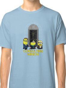 The Worlds only Consulting Minion Classic T-Shirt