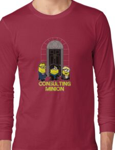 The Worlds only Consulting Minion Long Sleeve T-Shirt