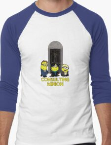 The Worlds only Consulting Minion Men's Baseball ¾ T-Shirt