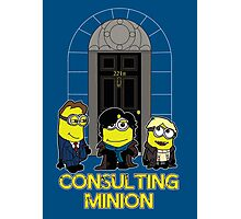 The Worlds only Consulting Minion Photographic Print