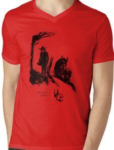 The Devil's Keeper Mens V-Neck T-Shirt