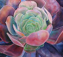 Traditional art by karin zeller by Karin Zeller