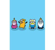 Minions Time Photographic Print