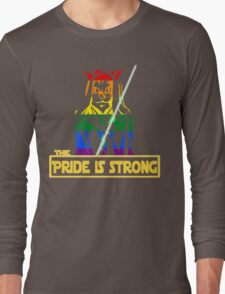 The Pride Is Strong (With Us All) Long Sleeve T-Shirt