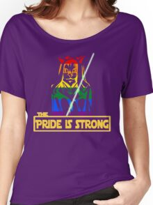 The Pride Is Strong (With Us All) Women's Relaxed Fit T-Shirt