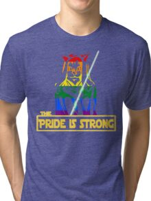 The Pride Is Strong (With Us All) Tri-blend T-Shirt