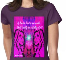 818 Barbie T-Shirt Womens Fitted T-Shirt