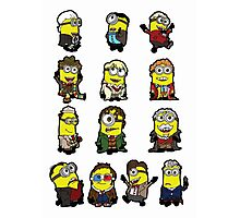 The Doctors Minion Photographic Print