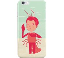 Lobster Boy iPhone Case/Skin