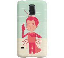Lobster Boy Samsung Galaxy Case/Skin