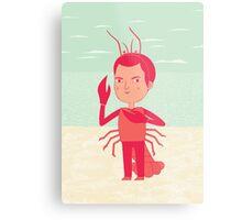 Lobster Boy Metal Print