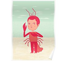 Lobster Boy Poster