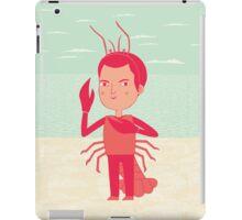 Lobster Boy iPad Case/Skin