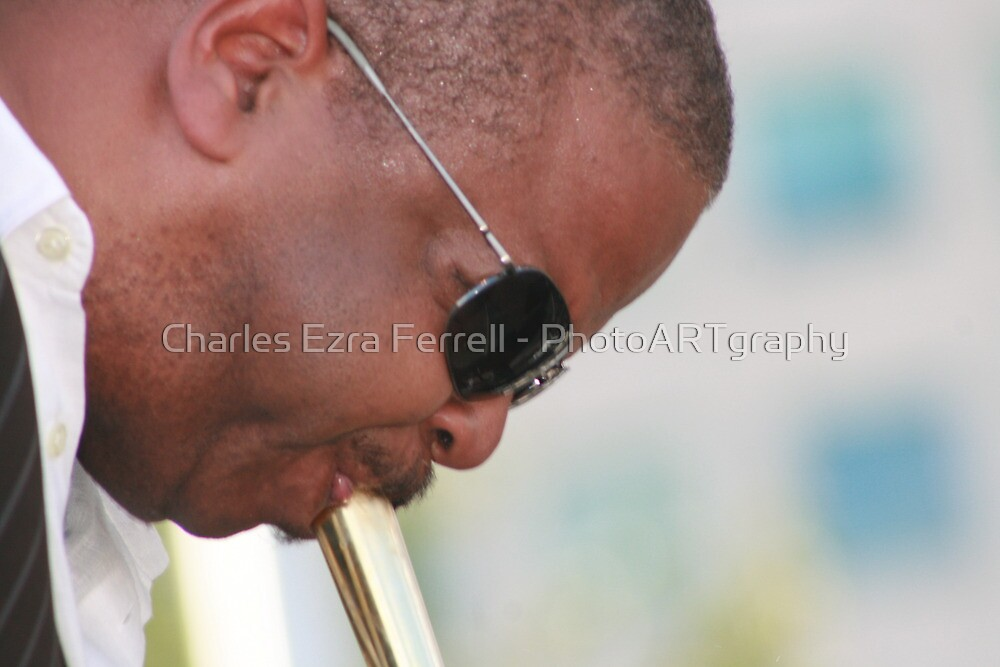 Terence Blanchard - DJF - 2010 -  repositiong sound by Charles Ezra Ferrell - PhotoARTgraphy