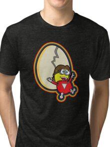 Mork and Minion Tri-blend T-Shirt