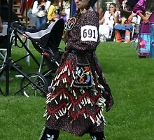 jingle dress dancer by wolf6249107