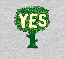 YES TREE Womens Fitted T-Shirt