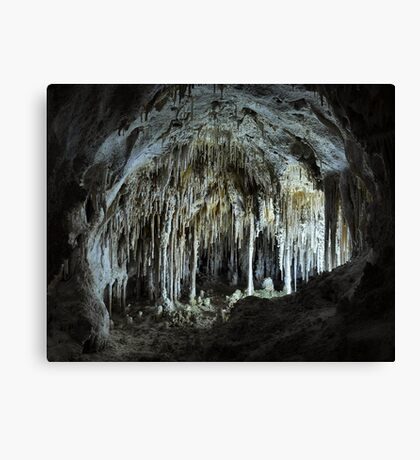 The Dollhouse - Carlsbad Caverns Canvas Print