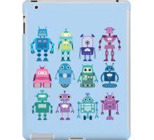 Robot Grid  iPad Case/Skin