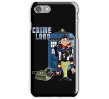 Crime Lord iPhone Case/Skin