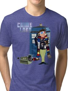 Crime Lord Tri-blend T-Shirt