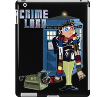 Crime Lord iPad Case/Skin
