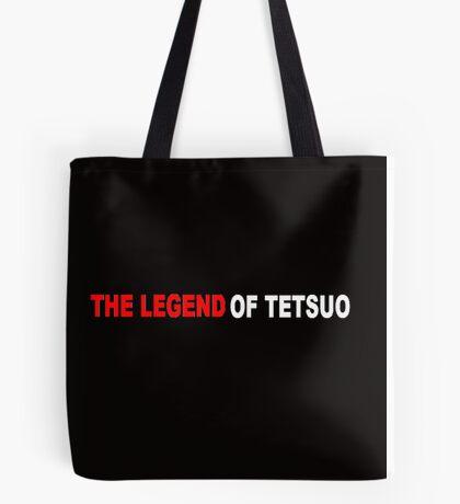 Legend of Tetsuo-Mad Men Tote Bag