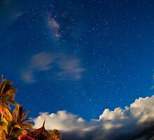 Night in Fiji by Andrew & Mariya  Rovenko