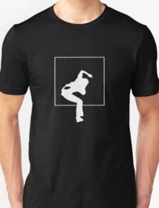 Falling Girl Unisex T-Shirt