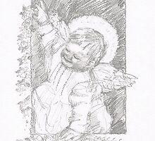 Angel of Joy by robynfarrell