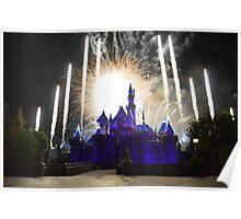 Disneyland Forever Poster
