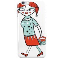 supermarket iPhone Case/Skin