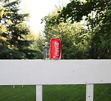 Absolut Coke by Karue