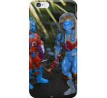 Masters of the Universe Classics - Rokkon & Stondar iPhone Case/Skin