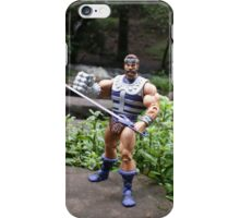 Masters of the Universe Classics - Fisto iPhone Case/Skin