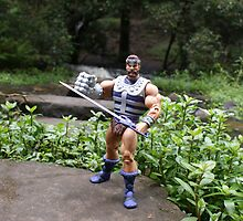 Masters of the Universe Classics - Fisto by GskullWarrior