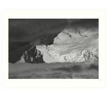 Mount McKinley Art Print