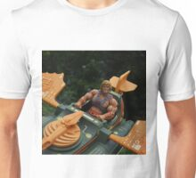 Masters of the Universe Classics - He-Man & the Wind Raider Unisex T-Shirt