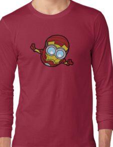 Minvengers - Iron Min Long Sleeve T-Shirt