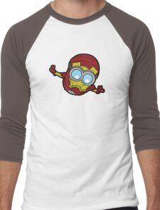 Minvengers - Iron Min Men's Baseball ¾ T-Shirt