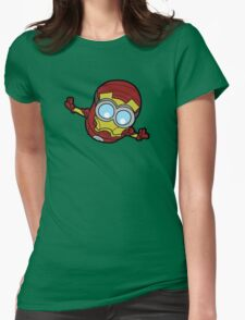 Minvengers - Iron Min Womens Fitted T-Shirt