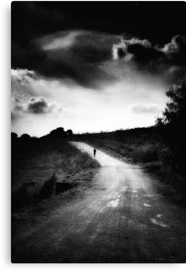 The Walker by Gianluca Nuzzo