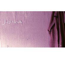 15.9.2010: Jasmina Photographic Print