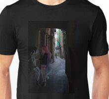 Marceline and Princess Bubblegum Rendezvous Unisex T-Shirt