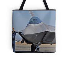 Pride of the Air Force Tote Bag
