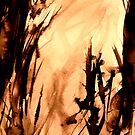 flame engulfed... inferno down in the valley by banrai
